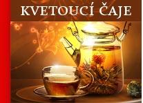Kvetoucí čaje